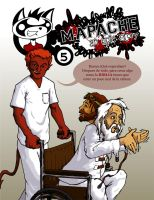 MAPACHE an epic story 5 by mapacheanepicstory