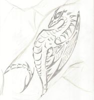 dragon arm tattoo by Kayah-D-Horse-Maiden