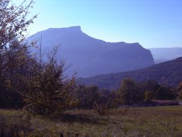 Vercors France by Nicothelord