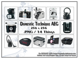 Domestic Technique AEG by conzumir