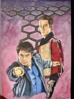 Conflictions of the Hart by BarrowmanDay
