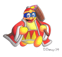 A Dedede for ya! by Dee-Artist