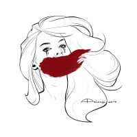 Invisible Monsters by AlessiaPelonzi