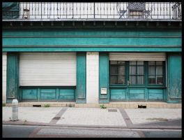 Winking Facade by sags