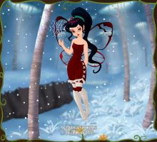 Kagome is the Queen of the Winter Fairie's by Sakurafangurl2009