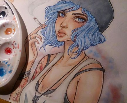 Chloe Price by LenielSOna