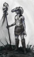 Shaman by Koily