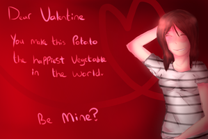 Dear Valentine by TaffyToots