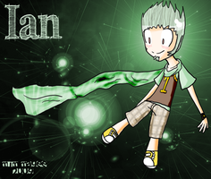 CMH Contest: Ian by MimMagee