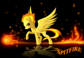 Spitfire Wallpaper by Jack-a-Lynn