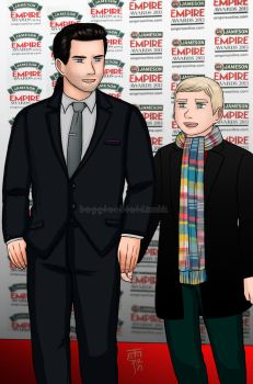 Richartin at Jameson Empire Awards :3 by Kiri-Yami
