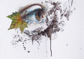Auge by NaliniS