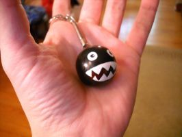 Chain chomp by ShepardCommanderN7