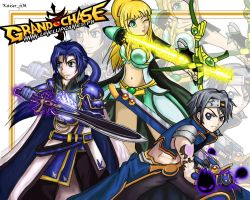 Grand Chase Fan Art by Kaiser-jiM