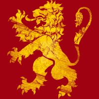 Lion Rampant, Or by Design-By-Humans