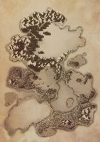 Map by Sinkevic
