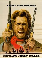 Outlaw Josey Wales by peterpulp