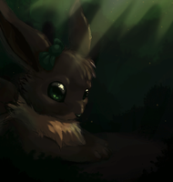 Eevee's Forest by Bedupolker