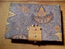 i decorated a mini book 2 by Etsuko-Hime