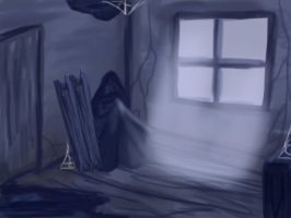 Abandoned House BG by lastsagaofdragoon