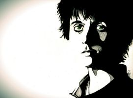 Billie Joe GREEN DAY by ArtRotring