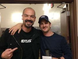 Aaron and the trickster of Supernatural by MJandGhostAdventures