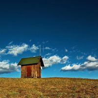 modern hut by maticgolob