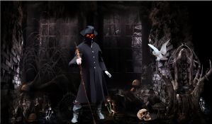ALL HALLOWS EVE HIGHWAYMAN by VaL-DeViAnT