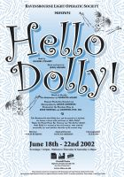 Hello Dolly Poster by legley