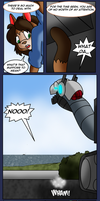 The Cat's 9 Lives! 3 Catnap and Outfoxed Pg71 by TheCiemgeCorner