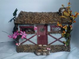Fairy House front by xc3llard00rx