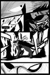 Shadow claw vs Shadow frost finale manga page 17 by ShadowClawZ