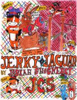 JERKY JAGUAR by Josiah-Shockency-JCS