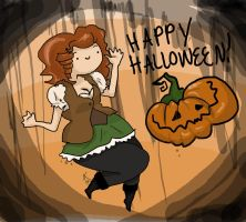 Halloweenies 2012 by Ashelectric