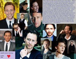 Birthday Hiddleston by Jelliclesong