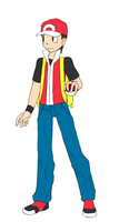 My Pokemon Trainer Will persona (2nd Generation) by MasterGamer101