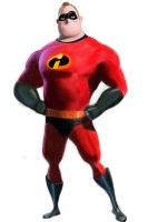 Mr Incredible by GamerZzon