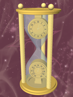 Clock and Barometer [XPS] by LexaKiness