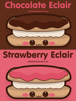 Eclairs by rubinfield
