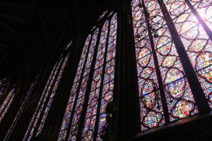 Sainte-Chapelle by lianne123