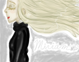 Vocaloid: MIRIAM by AlmightyYing