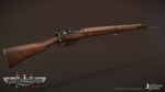 Lee-Enfield No.4 Mk I (02) by JackbootGames
