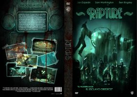 DVD Design- Rapture movie by raffabr94