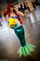 The Little Mermaid cosplay by pearl-nacree