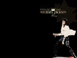 King of Pop Always by LaMoonstar