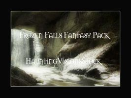 Frozen Falls Fantasy Pack by HauntingVisionsStock