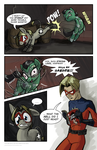 Asspirant vs. Silver Manetis by GiantMosquito