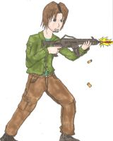 Shoot Em Up by AniMaArtist