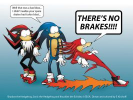 Sonic Heroes Fail by Yastach