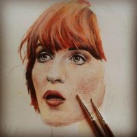 Florence- in progress by rushijay